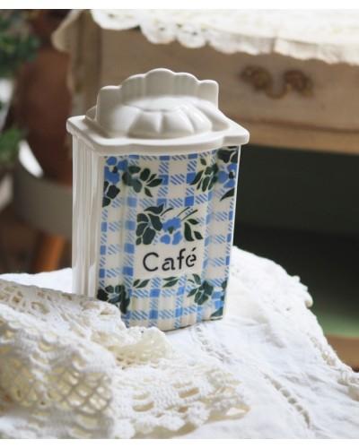キャニスター  Café