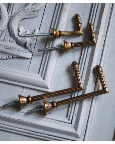 真鍮製カーテンホルダー