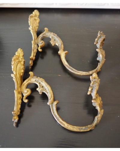 Embrase doré (paire)