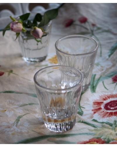 3個組  19世紀のショットグラス