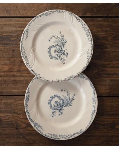 2枚組 P.LUCE PARIS デザート皿