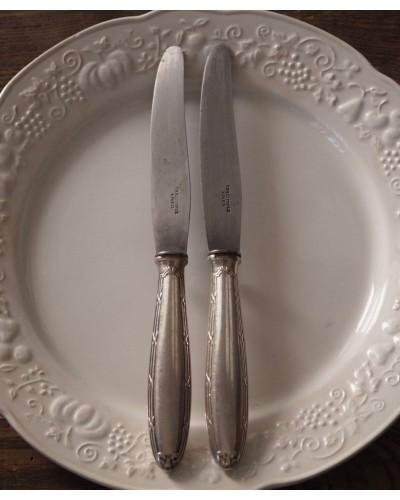 クリストフルのシルバーナイフ「リボン」