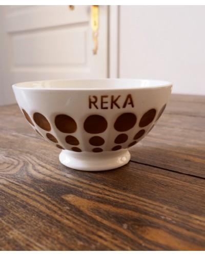 カフェオレボウル「REKA」
