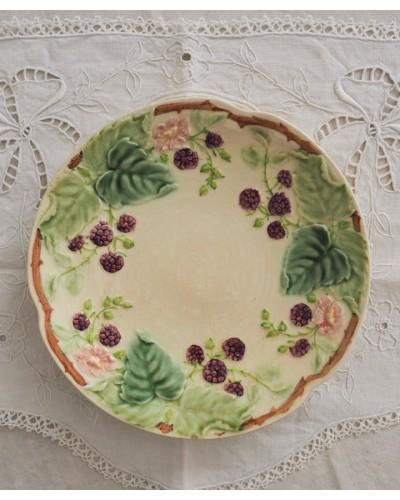 ベリーのバルボティーヌ皿 ショワジー・ル・ロワ HB & Cie