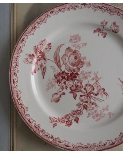 サルグミンヌ Fontanges  平皿