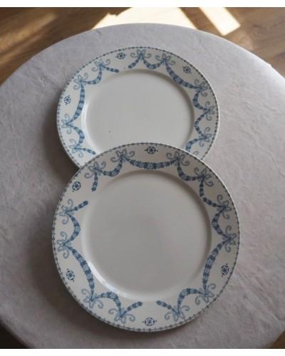 2枚組・サルグミンヌU&Cie「ジュリアナ」平皿