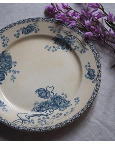 平皿「ロワイア」サルグミンヌU&C