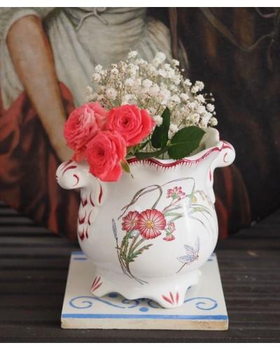 サルグミンヌ  花瓶 1875 - 1900年